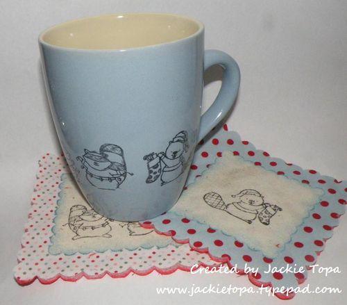 Mug Rugs 040