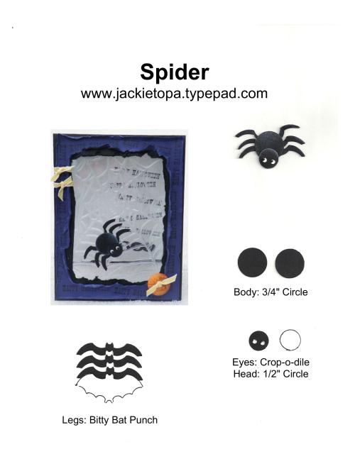 Punch Art Spider-001