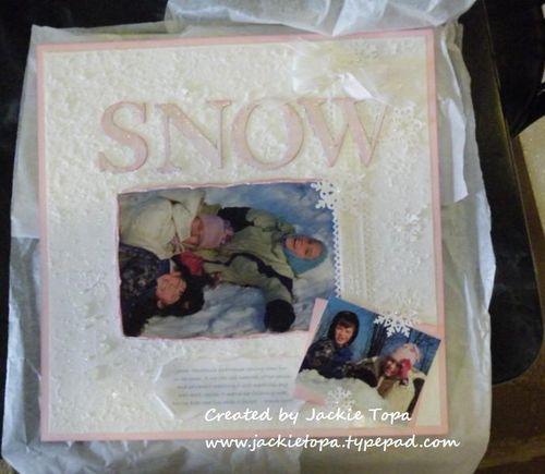 AA Snow Page