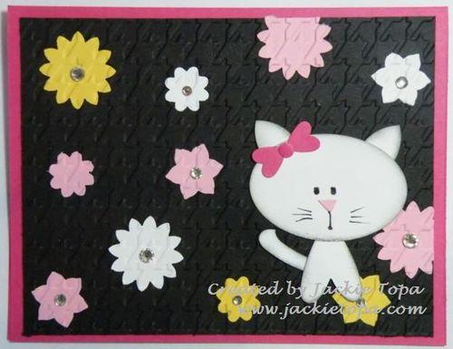 Punch Art Kitty