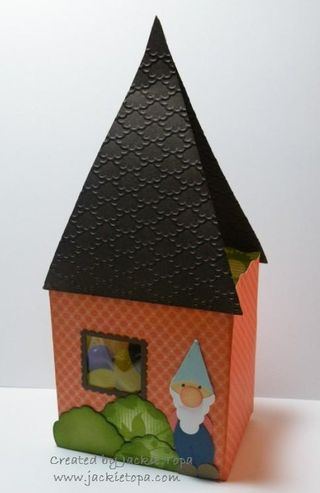 Jelly Bean House