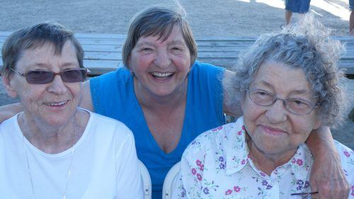 Helen, Betty, Clara