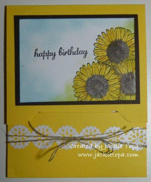 Match Book Gift Card Holder