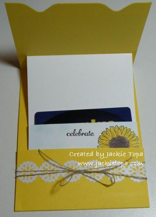 Match Book Gift Card Holder (2)