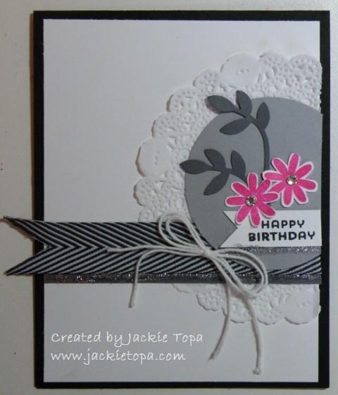 Flower Patch Birthday