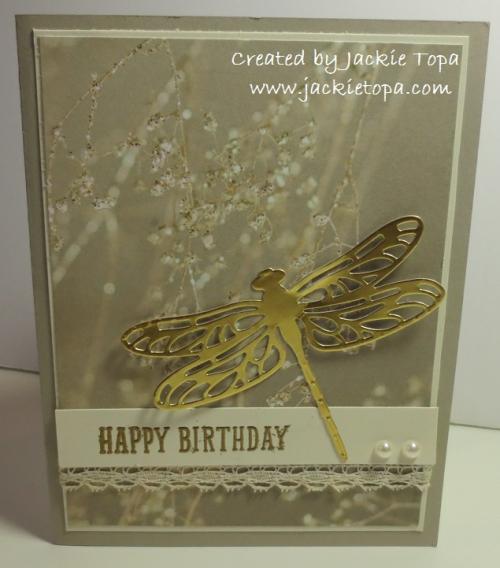 Dragonfly Birthday