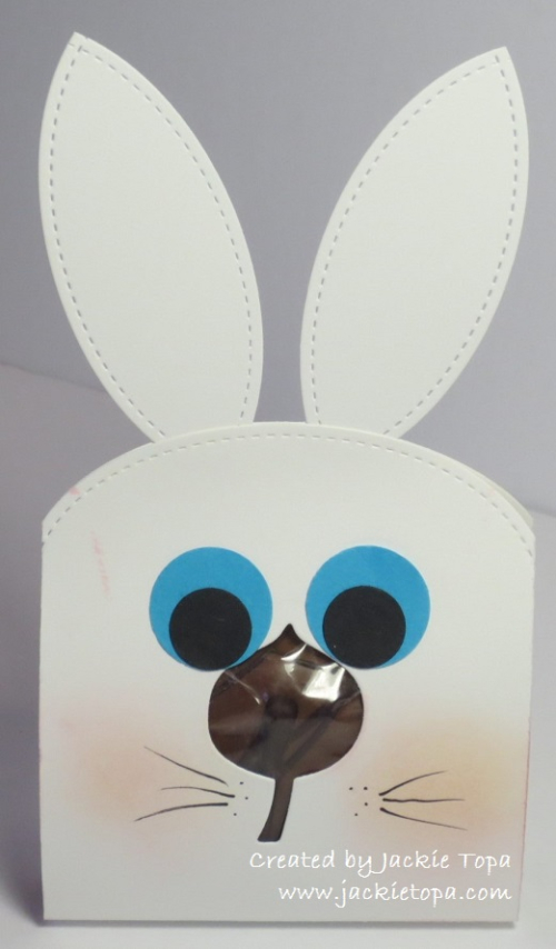 Bunny Treat Holder