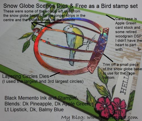Free as a Bird Details