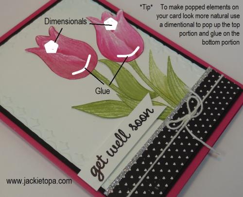 Get Well Tulips 3